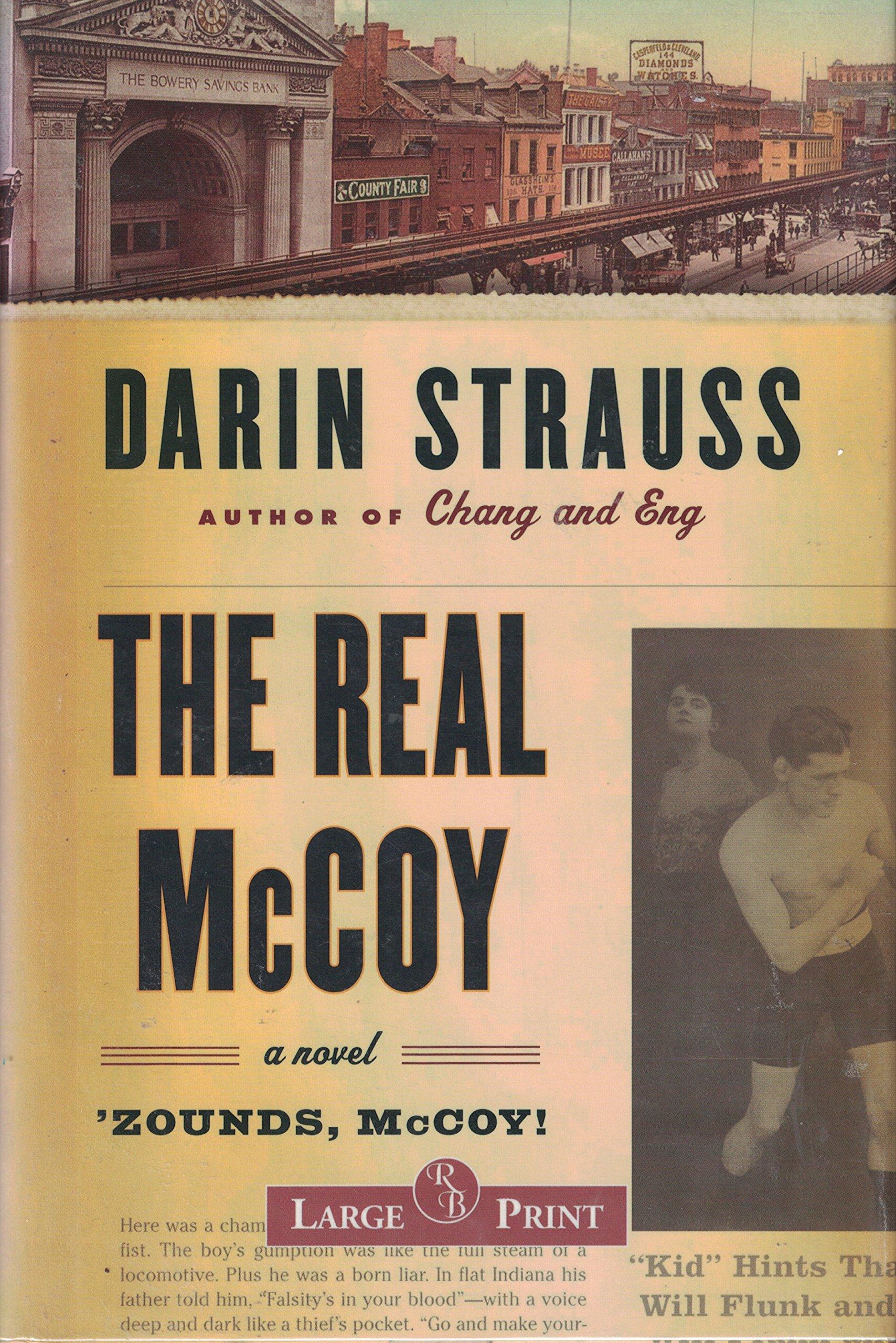 Read Online The Real Mc Coy pdf epub