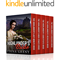 The Highlander's Bride (Brides of the Highlands)