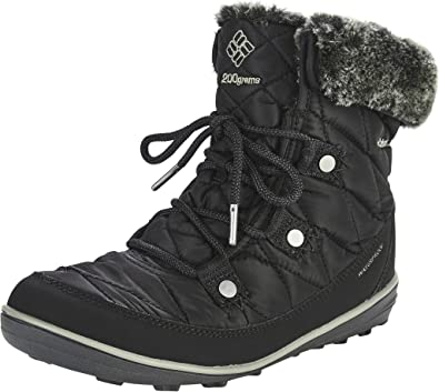 columbia bottes hiver femme