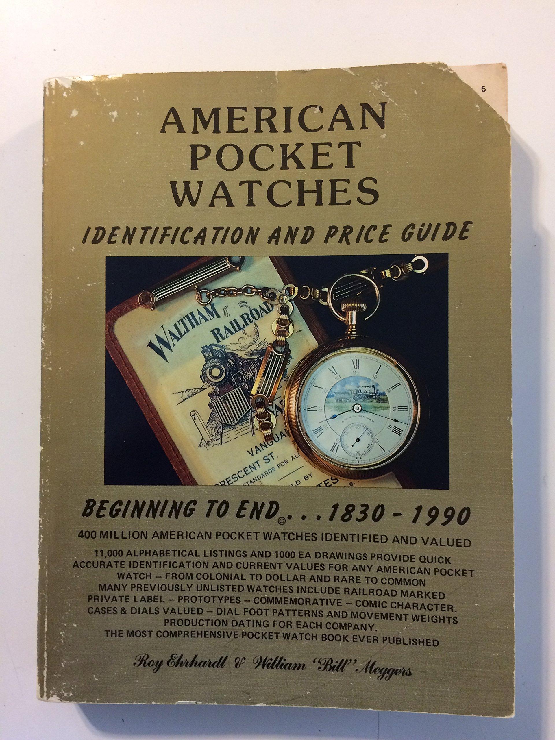 Watch movement identification pocket Antique Pocket