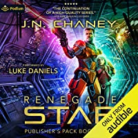 Renegade Star: Publisher's Pack 5: Renegade Star, Books 9-10