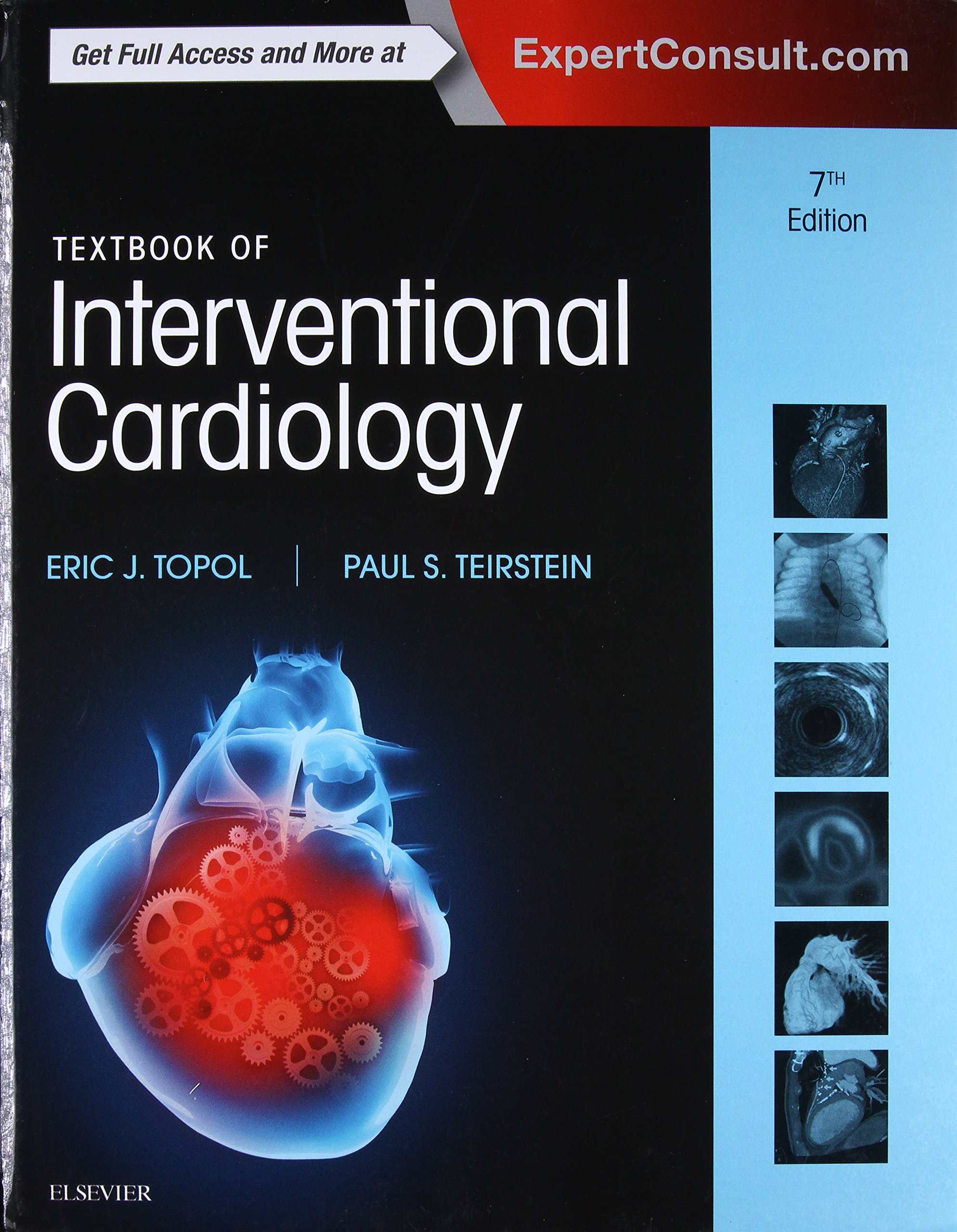 Buy Textbook of Interventional Cardiology Book Online at Low