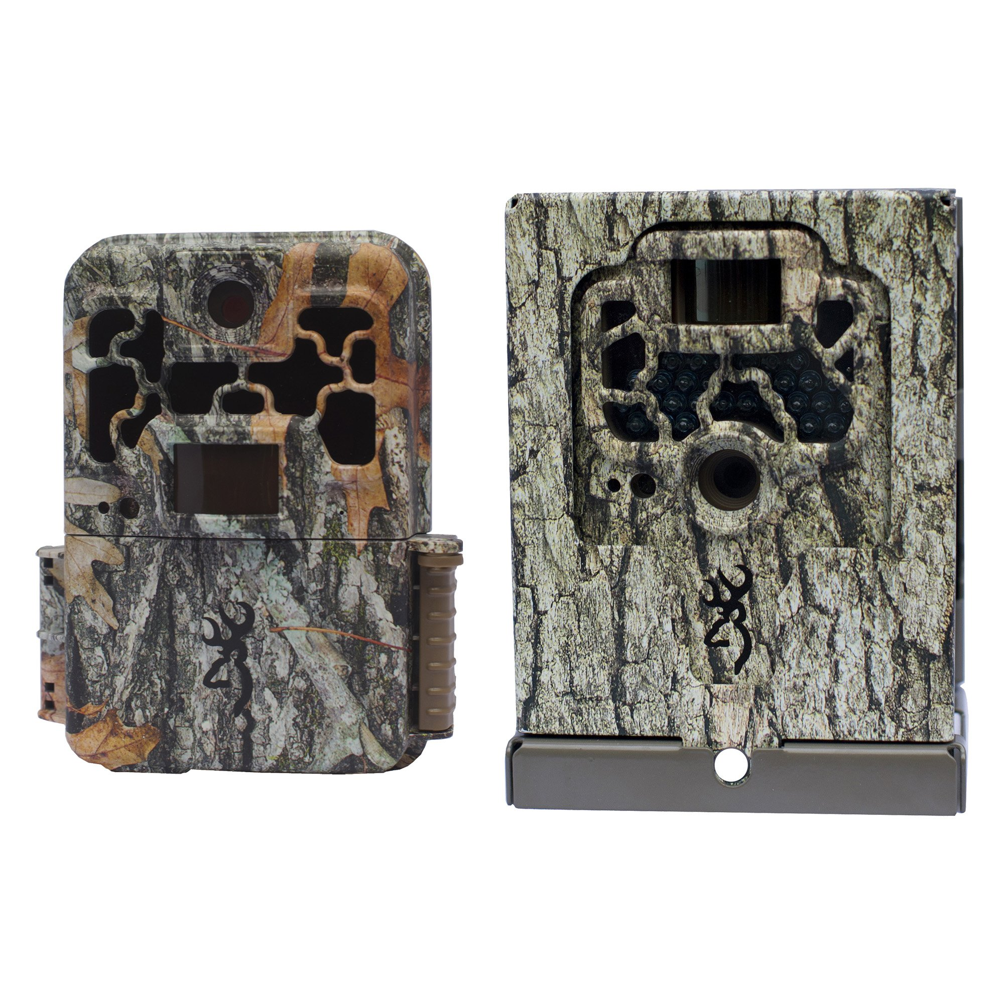 Browning Trail Cameras Spec Ops FHD Extreme 20MP IR Game Camera + Security Case by Browning Trail Cameras