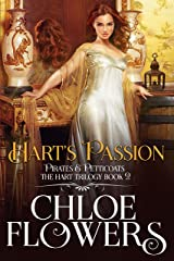 Hart's Passion: Book 2 in The Hart Trilogy (Pirates & Petticoats-Hart Trilogy)