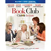 Book Club [BD/DVD/Digital Combo ] [Blu-ray]