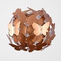 Beautiful Modern Butterflies Ceiling Pendant Bedroom Chandelier Light Lamp Shade