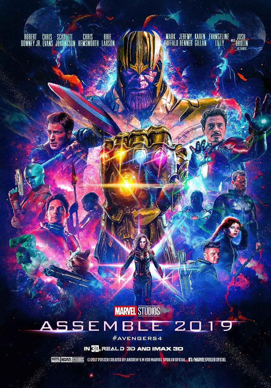 Avengers: Endgame (2019) Subtitle Indonesia