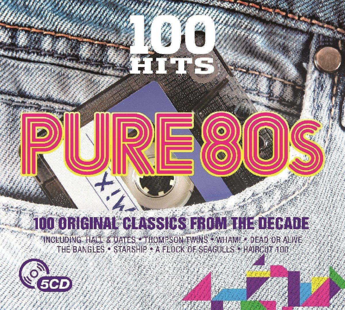 100 Hits Pure 80s Amazon Music