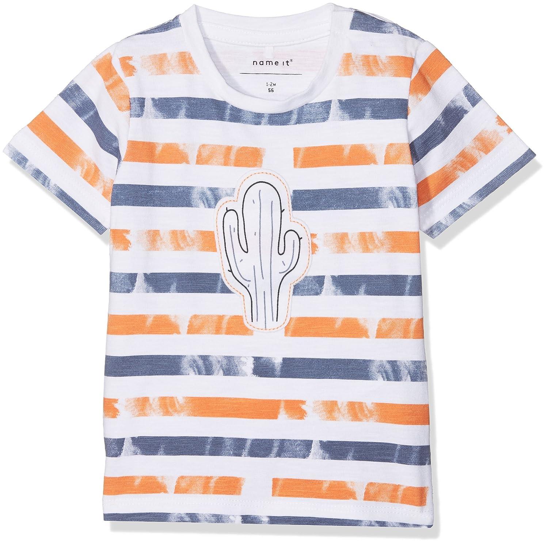 Name It Baby Boys' Nbmdeston Ss Top T-Shirt 13152743