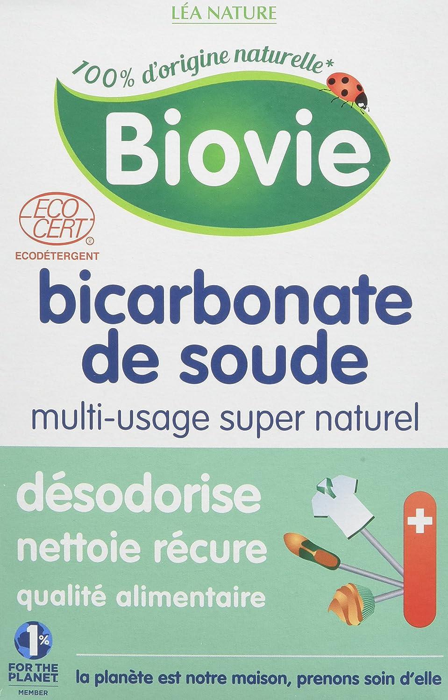 biovie bicarbonato de sodio artículo gran formato 500 G - Lote de ...