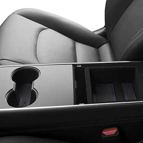 Amazon com: Custom Fit Cup and Center Console Liner