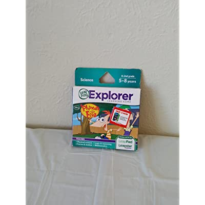 Expl Learning Game Phineas Fer : Baby Toys : Baby