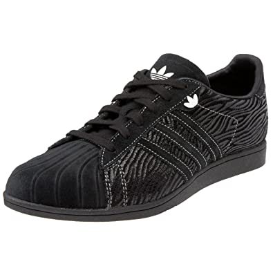 adidas Women's Superstar Sleek BlackWhite 915360 4.5 UK