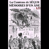 Mémoires d'un âne (Entièrement Illustré) (French Edition)