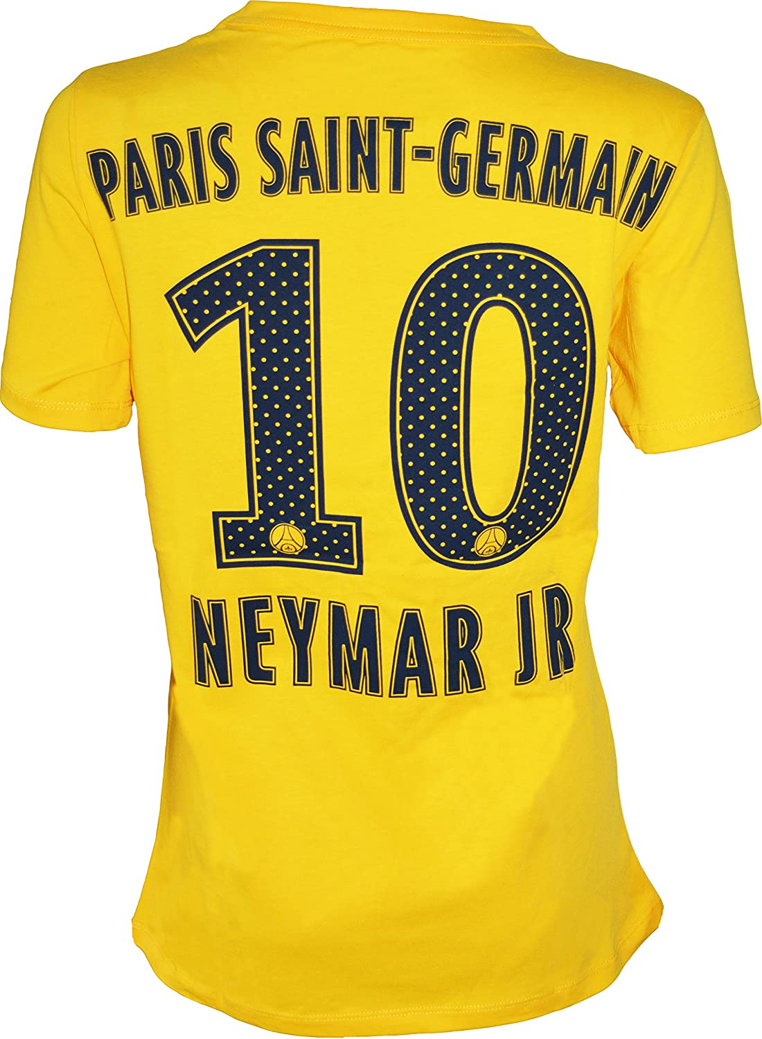 Neymar Jr PARIS SAINT GERMAIN T-Shirt PSG Collection Officielle Taille Homme