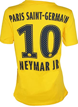 T-Shirt Paris Saint-Germain NEYMAR Junior offizielle Kollektion Kindergr/ö/ße f/ür Jungen