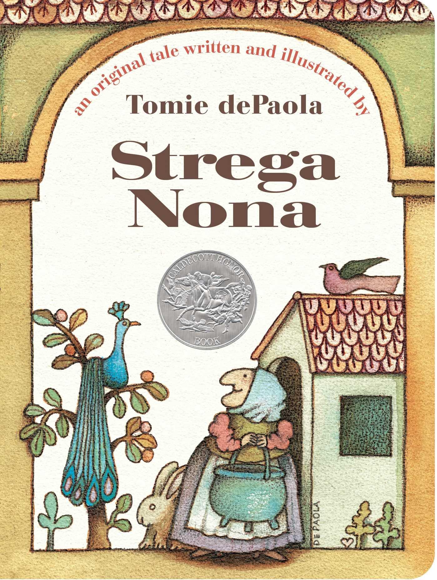 Strega Nona (A Strega Nona Book): Tomie dePaola,