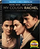 My Cousin Rachel (2017) [Blu-ray]