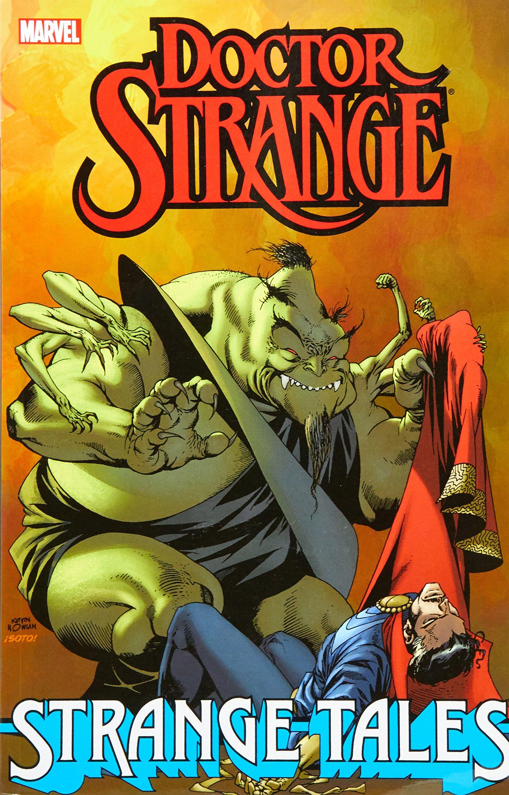 Dr. Strange: Strange Tales pdf
