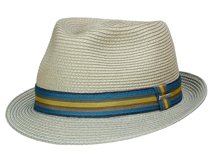 Stetson - Sombrero de Vestir - para Hombre Gris XXL  Amazon.es  Ropa y  accesorios 77c21e7992c