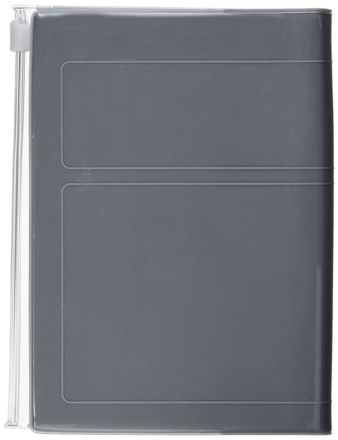 MARKS 2018 Diary Planner Agenda / Weekly Vertical / A6size / Storage.it (AV) / Silver