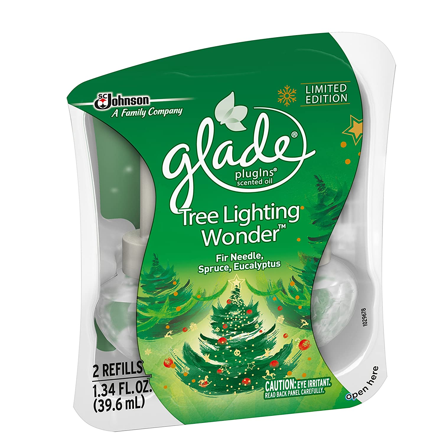 Amazon Glade PlugIns Scented Oil Air Freshener Refill Tree