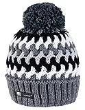 Wintermütze Mädchen Mütze Beanie Kinder Jungen Jugendliche Wurm Cookies HATSKI Hut mit Fleece gefüttert