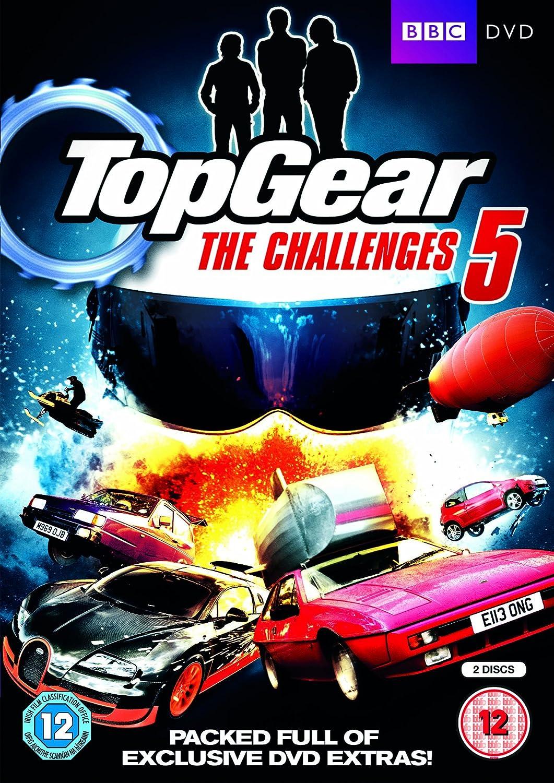 Top Gear - The Challenges 5 [Reino Unido] [DVD]: Amazon.es: Jeremy Clarkson, Richard Hammond, James May, The Stig, Jeremy Clarkson, Richard Hammond, Andy Wilman: Cine y Series TV
