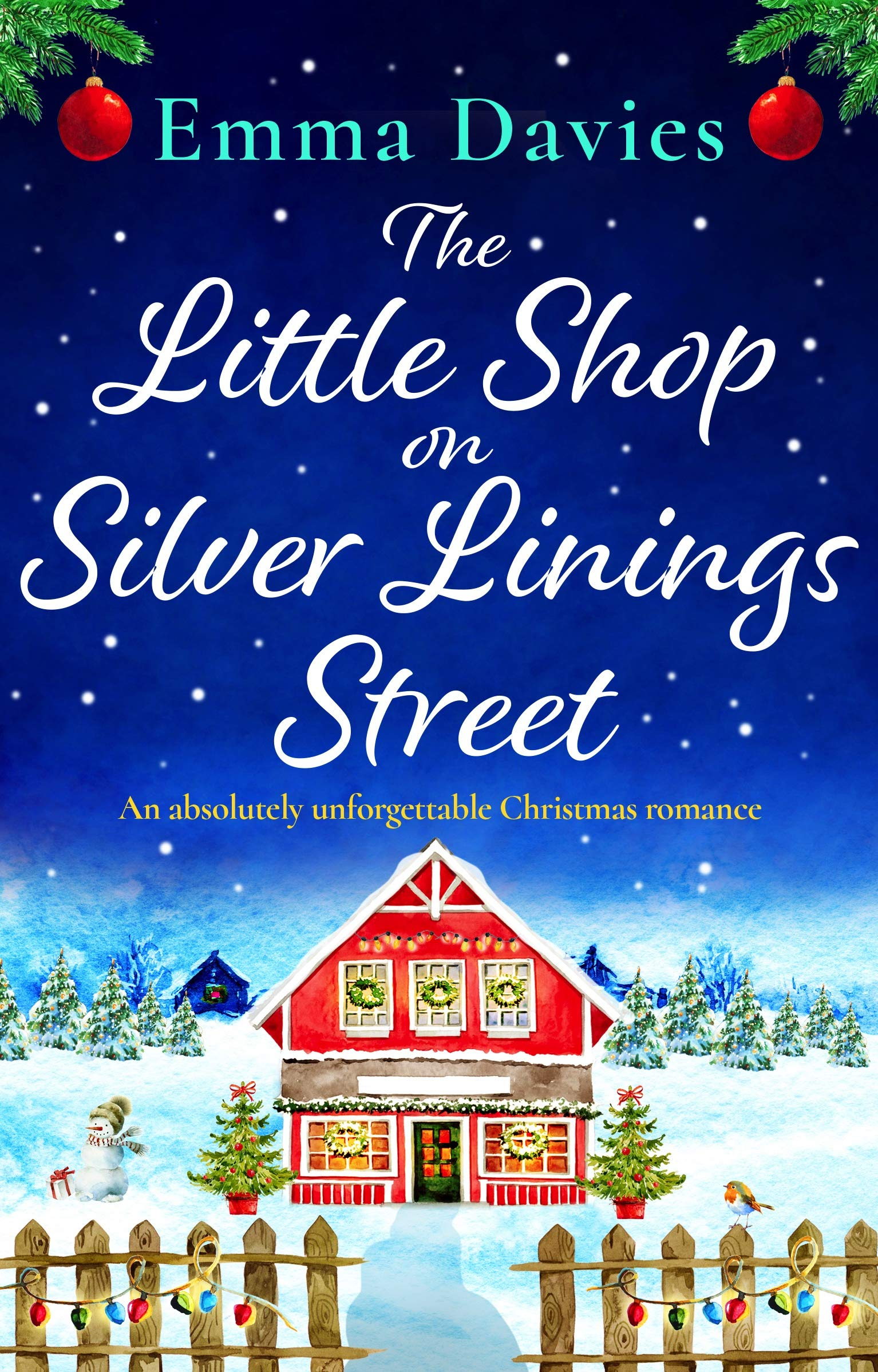 The Little Shop on Silver Linings Street: An