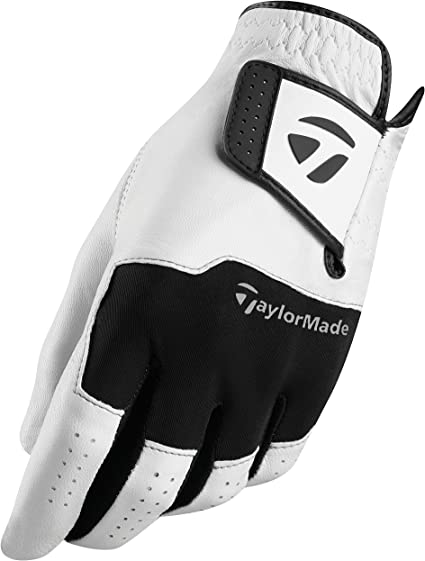 TaylorMade Men's Stratus All Leather Golf Glove best golf gloves
