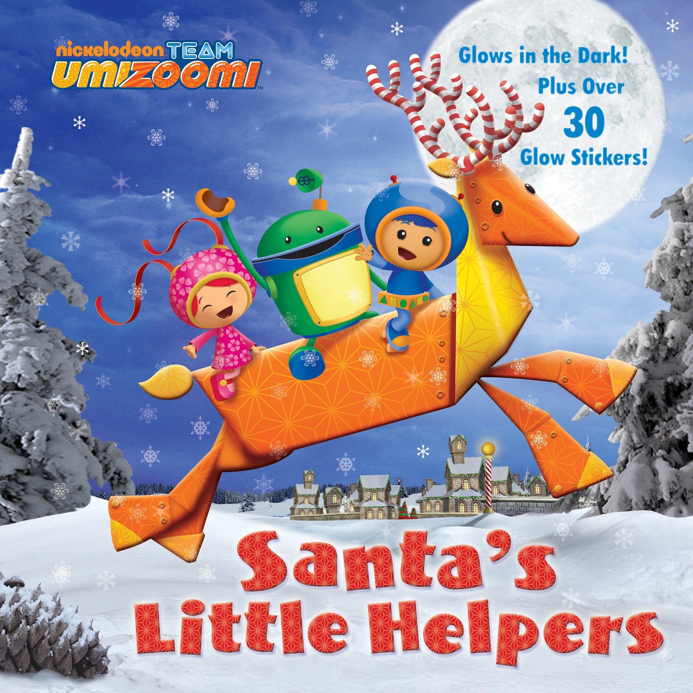 Santa's Little Helpers (Team Umizoomi) (Pictureback(R)) ebook