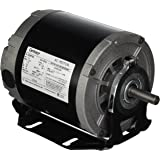 A.O. Smith GF2024 1/4 hp, 1725 RPM, 115 volts, 48/56 Frame, ODP, Sleeve Bearing Belt Drive Blower Motor