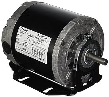 Ao smith motors wiring diagram blower motor for Ao smith 1 2 hp motor