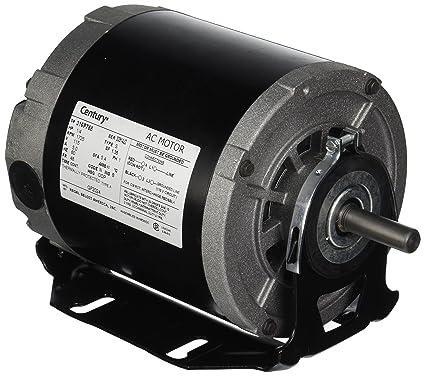 A O Smith P Wiring Diagram Hp Motor on