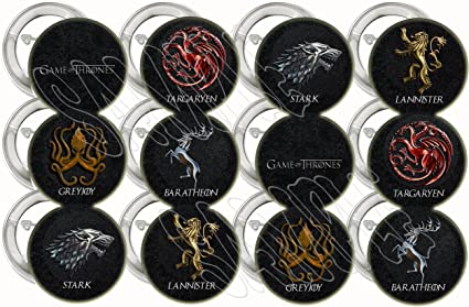 Amazon Com Game Of Thrones Houses Party Favors Supplies
