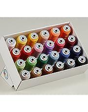 Multitalent 40 - Set de hilos para coser a máquina