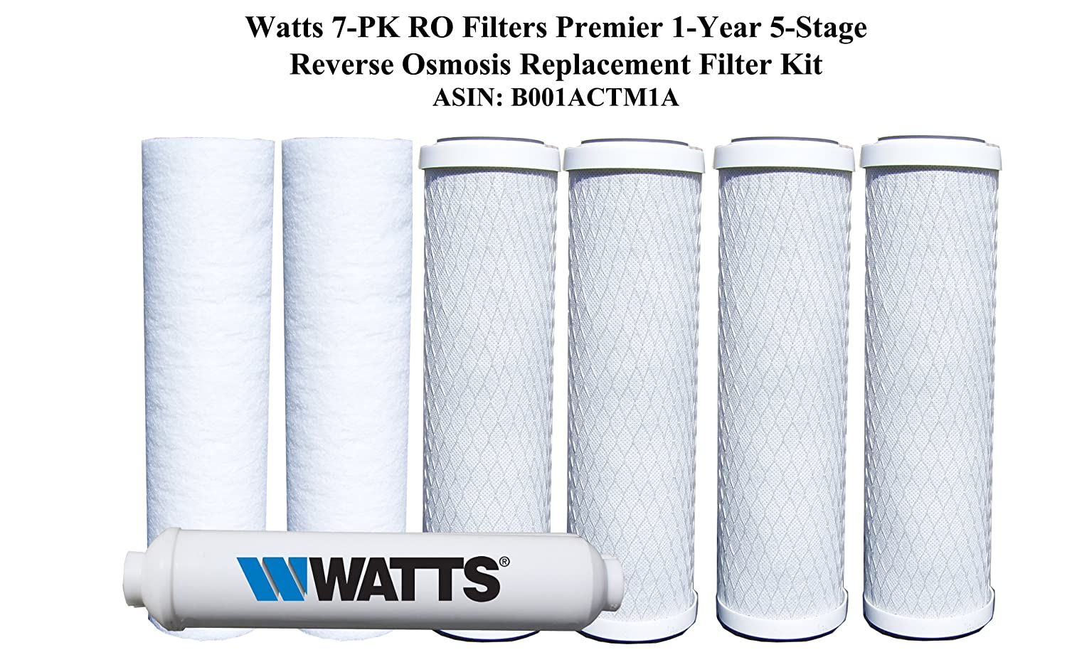 How To Change Reverse Osmosis Filters Watts Wp5 50 Premier Five Stage Manifold Reverse Osmosis Water