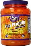 NOW Pea Protein Dutch Chocolate - 2 lbs