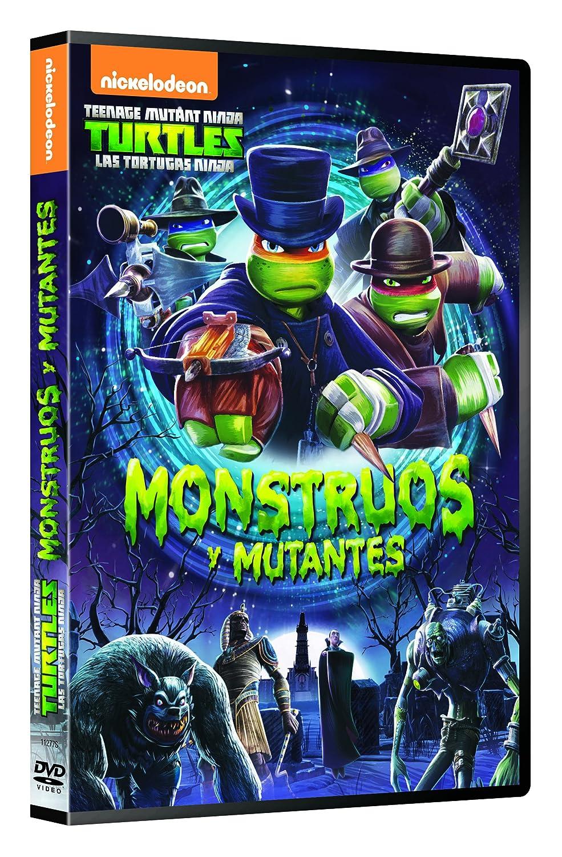 Las Tortugas Ninja 5.3 Monstruos Y Mutantes [DVD]: Amazon.es ...
