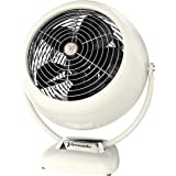 Vornado VFAN Sr. Vintage Air Circulator Fan, Vintage White