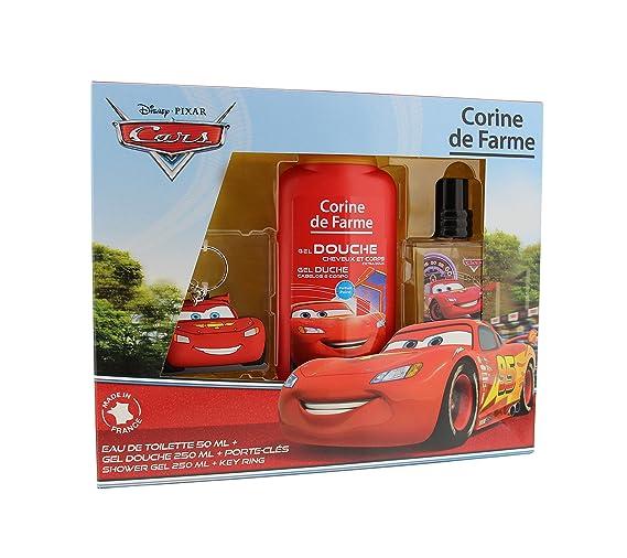 Corine de Farme - Estuche Cars agua de colonia + gel de ...