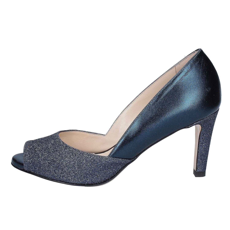 - GUIDO SGARIGLIA Pumps-shoes Womens bluee