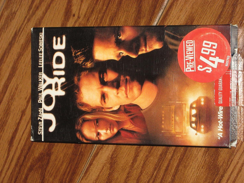 Joy Ride [VHS]