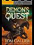 Demon's Quest (Grimdark Adventures Online Book 1) (English Edition)