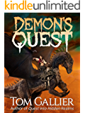 Demon's Quest (Grimdark Adventures Online Book 1)