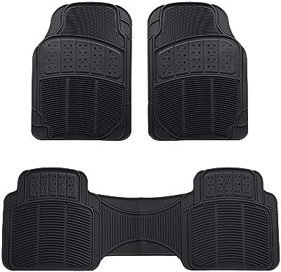 AmazonBasics 3 Piece Car Floor Mat