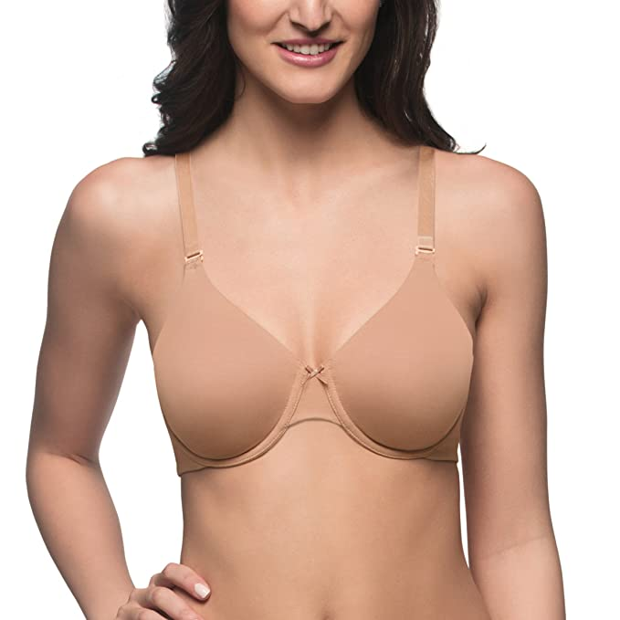 64db5a32e8b Amante Cotton Non Padded Wired T Shirt Bra  Amazon.in  Clothing    Accessories