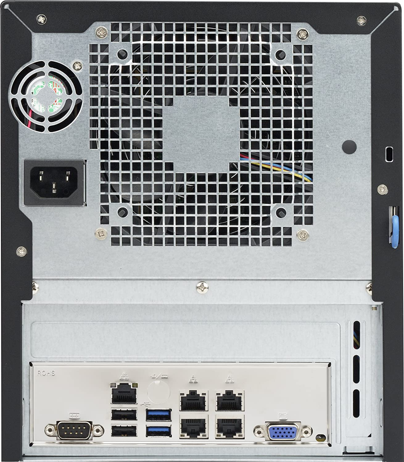 Supermicro Superchassis CSE-721TQ-250B Mini-Tower with 250W Power Supply