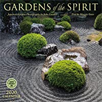 Gardens of the Spirit 2020 Wall Calendar: Japanese Garden Photography