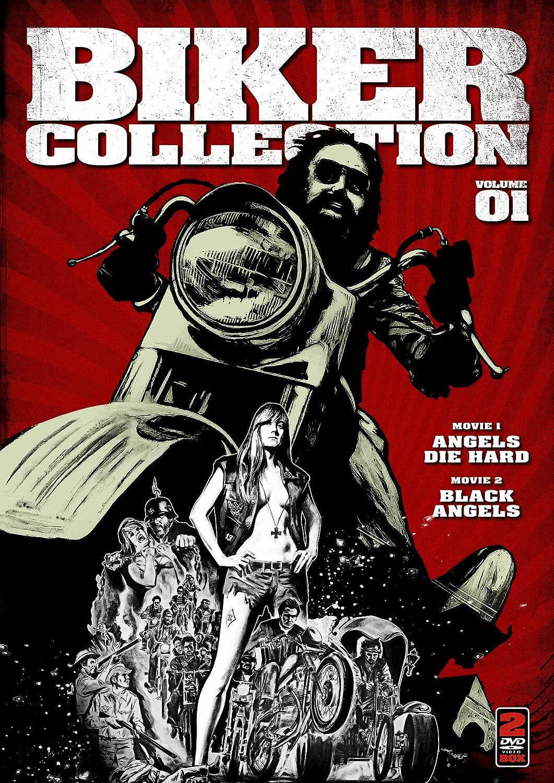 Vol. 1-Angel Die Hard/Black Angels [DVD] B005DKS1TO